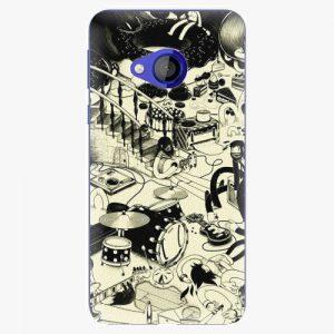 Plastový kryt iSaprio - Underground - HTC U Play
