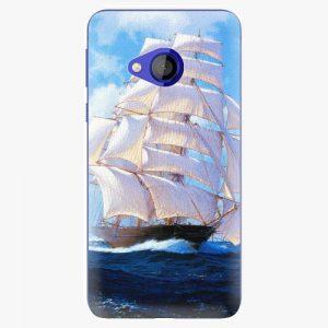 Plastový kryt iSaprio - Sailing Boat - HTC U Play