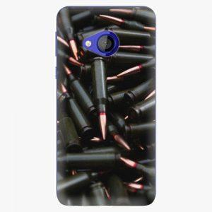 Plastový kryt iSaprio - Black Bullet - HTC U Play