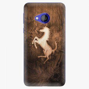 Plastový kryt iSaprio - Vintage Horse - HTC U Play