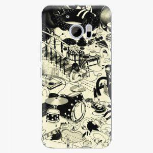 Plastový kryt iSaprio - Underground - HTC 10