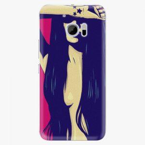 Plastový kryt iSaprio - Cartoon Girl - HTC 10
