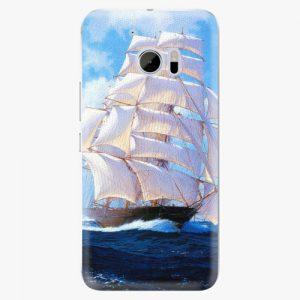 Plastový kryt iSaprio - Sailing Boat - HTC 10