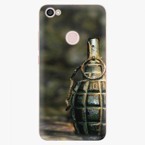 Plastový kryt iSaprio - Grenade - Xiaomi Redmi Note 5A / 5A Prime