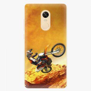 Plastový kryt iSaprio - Motocross - Xiaomi Redmi Note 4X