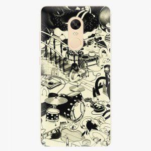Plastový kryt iSaprio - Underground - Xiaomi Redmi Note 4X