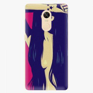 Plastový kryt iSaprio - Cartoon Girl - Xiaomi Redmi Note 4X