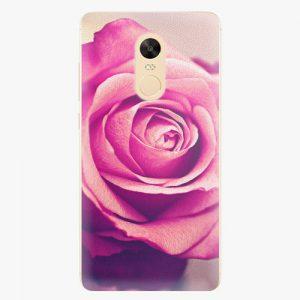 Plastový kryt iSaprio - Pink Rose - Xiaomi Redmi Note 4X