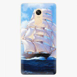 Plastový kryt iSaprio - Sailing Boat - Xiaomi Redmi Note 4X