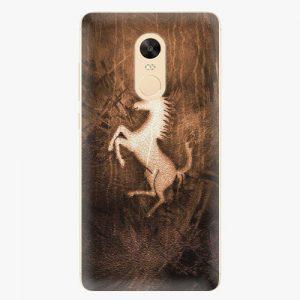 Plastový kryt iSaprio - Vintage Horse - Xiaomi Redmi Note 4X