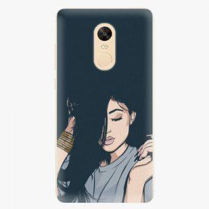 Plastový kryt iSaprio - Swag Girl - Xiaomi Redmi Note 4X