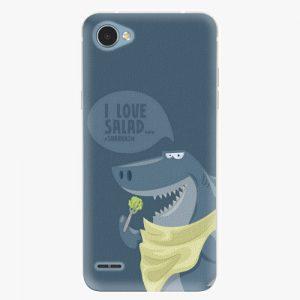 Plastový kryt iSaprio - Love Salad - LG Q6