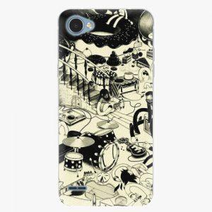 Plastový kryt iSaprio - Underground - LG Q6