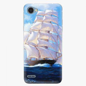 Plastový kryt iSaprio - Sailing Boat - LG Q6