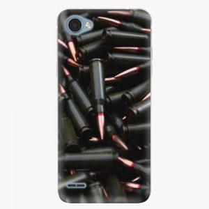Plastový kryt iSaprio - Black Bullet - LG Q6