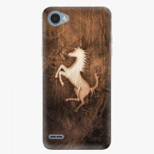 Plastový kryt iSaprio - Vintage Horse - LG Q6