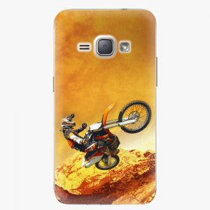 Plastový kryt iSaprio - Motocross - Samsung Galaxy J1 2016
