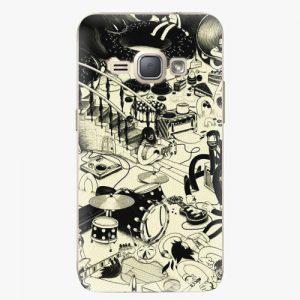Plastový kryt iSaprio - Underground - Samsung Galaxy J1 2016