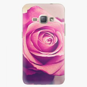 Plastový kryt iSaprio - Pink Rose - Samsung Galaxy J1 2016