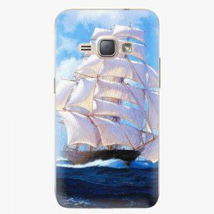 Plastový kryt iSaprio - Sailing Boat - Samsung Galaxy J1 2016