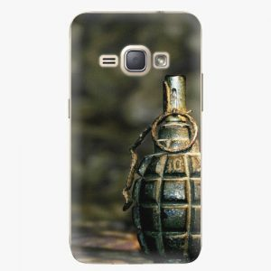 Plastový kryt iSaprio - Grenade - Samsung Galaxy J1 2016