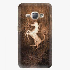 Plastový kryt iSaprio - Vintage Horse - Samsung Galaxy J1 2016