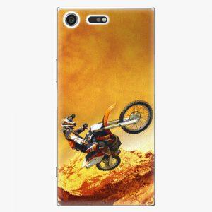 Plastový kryt iSaprio - Motocross - Sony Xperia XZ Premium