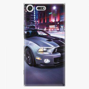 Plastový kryt iSaprio - Mustang - Sony Xperia XZ Premium