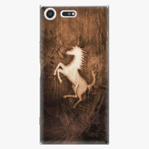 Plastový kryt iSaprio - Vintage Horse - Sony Xperia XZ Premium