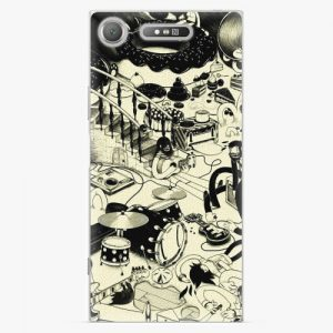 Plastový kryt iSaprio - Underground - Sony Xperia XZ1