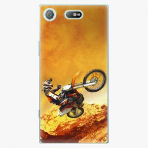 Plastový kryt iSaprio - Motocross - Sony Xperia XZ1 Compact