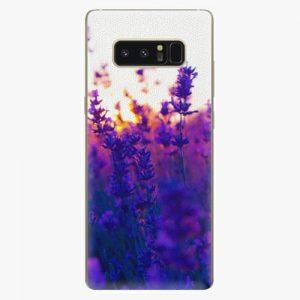 Plastový kryt iSaprio - Lavender Field - Samsung Galaxy Note 8