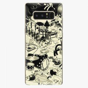 Plastový kryt iSaprio - Underground - Samsung Galaxy Note 8