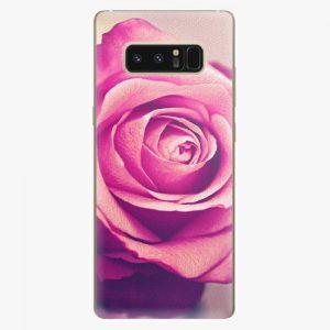 Plastový kryt iSaprio - Pink Rose - Samsung Galaxy Note 8