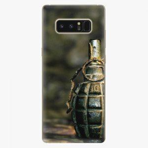 Plastový kryt iSaprio - Grenade - Samsung Galaxy Note 8