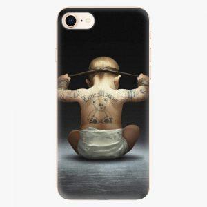 Plastový kryt iSaprio - Crazy Baby - iPhone 8