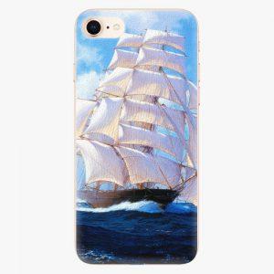 Plastový kryt iSaprio - Sailing Boat - iPhone 8