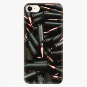 Plastový kryt iSaprio - Black Bullet - iPhone 8