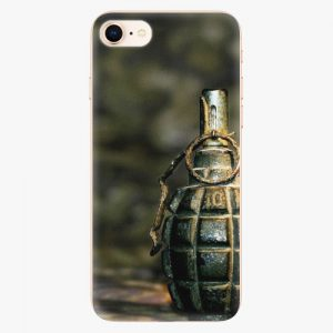 Plastový kryt iSaprio - Grenade - iPhone 8