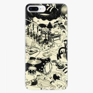 Plastový kryt iSaprio - Underground - iPhone 8 Plus