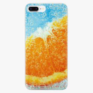 Plastový kryt iSaprio - Orange Water - iPhone 8 Plus