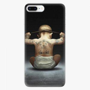 Plastový kryt iSaprio - Crazy Baby - iPhone 8 Plus