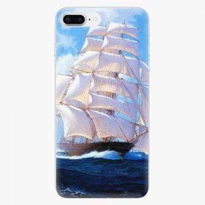 Plastový kryt iSaprio - Sailing Boat - iPhone 8 Plus