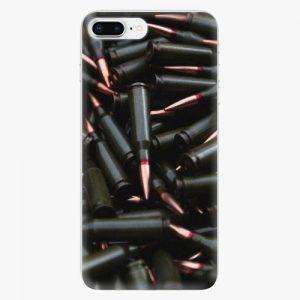 Plastový kryt iSaprio - Black Bullet - iPhone 8 Plus