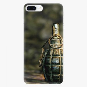 Plastový kryt iSaprio - Grenade - iPhone 8 Plus
