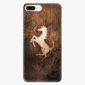 Plastový kryt iSaprio - Vintage Horse - iPhone 8 Plus