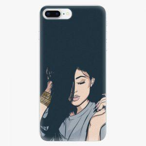 Plastový kryt iSaprio - Swag Girl - iPhone 8 Plus