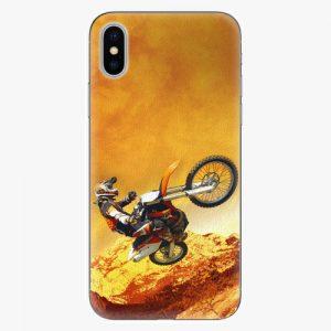 Plastový kryt iSaprio - Motocross - iPhone X