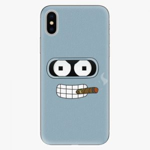 Plastový kryt iSaprio - Bender - iPhone X