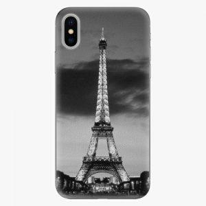 Plastový kryt iSaprio - Midnight in Paris - iPhone X
